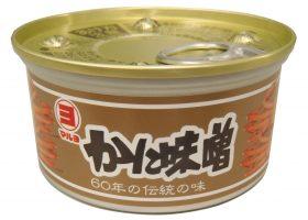 かに味噌缶詰