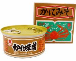 かに味噌缶詰(箱入)