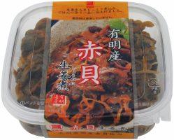 赤貝生姜煮PH