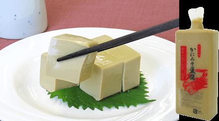 マルヨ食品 かにみそ豆腐